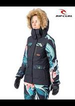 Prospectus Rip Curl : Collection Snow/Ski - Femme