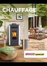Prospectus Bricomarché : Guide Chauffage