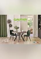 Catalogue Gautier Home - Gautier