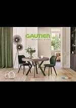 Promos et remises  : Catalogue Gautier Home