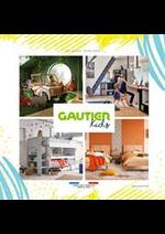Promos et remises  : Catalogue Gautier Kids