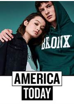 Catalogues et collections America Today  : Lookbook