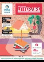 Prospectus E.Leclerc : Spécial rentrée LITTÉRAIRE 2020