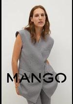Catalogues et collections MANGO : Tenues de Bureau | Lookbook