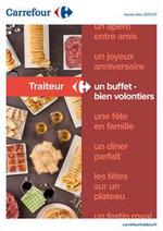 Promos et remises  : Traiteur - Un buffet bien volontiers
