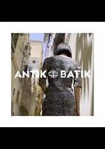 Catalogues et collections Antik Batik : Collection Femme