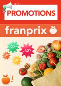 Prospectus Franprix BOBIGNY : Promotions Franprix