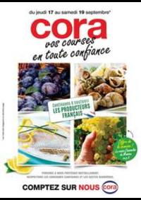 Prospectus Cora MASSY : Catalogue Cora