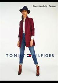 Prospectus TOMMY HILFIGER STORE CLERMONT : Nouveautes Femme