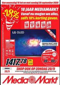 Prospectus Media Markt Ostende : Media Folder