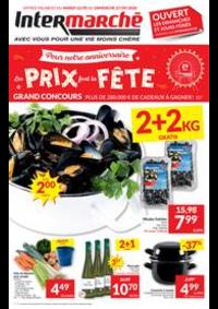 Prospectus Intermarché Villers-le-Bouillet : Folder Intermarché