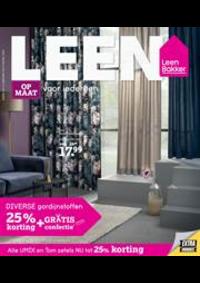 Prospectus Leen Bakker HANNUT : Leen Folder Week