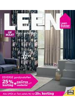 Prospectus Leen Bakker : Leen Folder Week