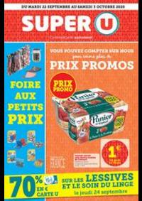 Prospectus Super U Noisy-le-Grand - Rue des Halles : Catalogue Super U