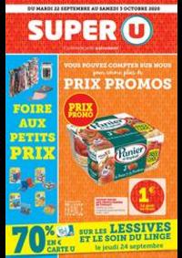Prospectus Super U NOISY LE ROI : Catalogue Super U