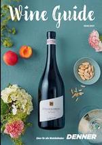 Guides et conseils DENNER : Denner Wine Guide 20202021
