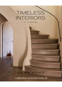 Catalogues et collections ZARA HOME  Woluwe-Saint-Lambert : Collection automne hiver 20