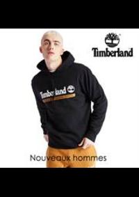 Prospectus Timberland Paris : Nouveaux hommes