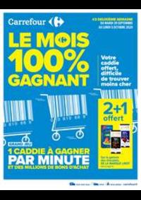 Prospectus Carrefour SAINT DENIS : Le mois 100% gagnant #2