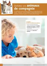 Prospectus Colruyt WOLUWE SAINT PIERRE : Dorlotez vos animaux de compagnie