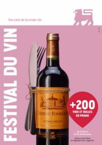 Prospectus Proxy Delhaize Laeken : Festival Du Vin