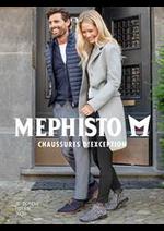 Prospectus Mephisto : Automne Hiver 20