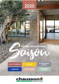 Prospectus Chausson Matériaux AULNAY SOUS BOIS : Votre Collection Saison 2020