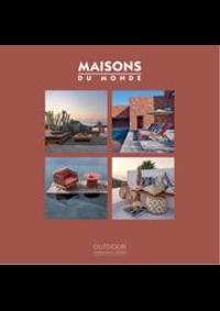Prospectus Maisons du monde Montbéliard : Outdoor Collection 2020