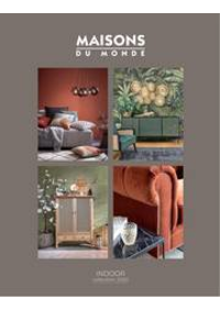 Prospectus Maisons du monde Claye Souilly : Indoor Collection 2020