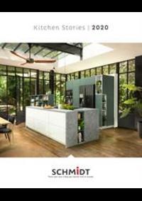 Prospectus Cuisines Schmidt COURBEVOIE : Cuisines 2020