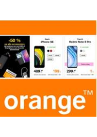 Prospectus Orange Gembloux : Orange Folder