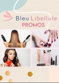 Prospectus Bleu Libellule LESCAR : Promos Bleu Libellule