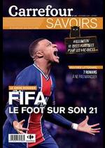 Prospectus Carrefour : Savoirs Octobre
