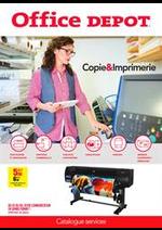 Prospectus Office DEPOT : COPIE & IMPRIMERIE
