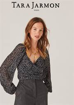 Catalogues et collections Tara Jarmon : Collection Tops Femme