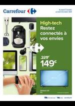 Prospectus Carrefour : Restez connectés à vos envies !