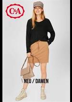 Catalogues et collections C&A : Neu  Damen