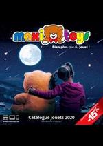 Prospectus Maxi Toys : Bien plus que du jouet