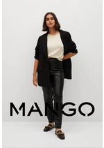Catalogues et collections MANGO : Leather and more Grandes Tailles 2020   Violeta by Mango