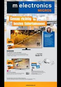 Prospectus Melectronics Schönbühl - Shoppyland : Melectronics Angebote