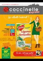 Prospectus Coccinelle Express : Catalogue Coccinelle
