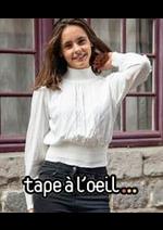 Catalogues et collections Tape à l'oeil : Nouveautés Fille
