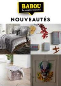 Prospectus Babou MONTGERON : Nouveautés