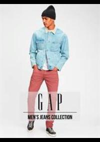 Prospectus Gap LE CHESNAY : Men's Jeans Collection
