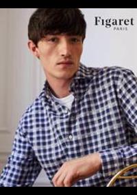 Prospectus Alain Figaret Saint Germain en Laye : Chemises Casual Homme
