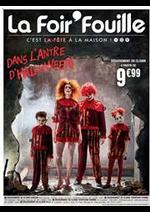 Prospectus La Foir'Fouille : Dans l'antre d'Halloween