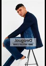 Prospectus Desigual : Nouvelle Collection / Homme
