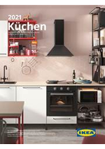 Prospectus IKEA : Küchenprospekt