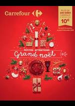 Prospectus Carrefour : PETITES ATTENTIONS GRAND NOËL