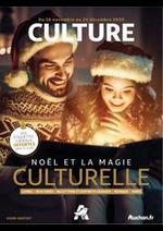 Promos et remises  : Noël et la magie culturelle